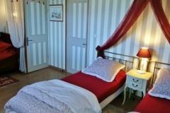 La chambre rouge 3