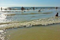 La baignade en mer