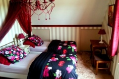 La chambre rouge 4