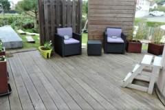 Les fauteuils de terrasse spa